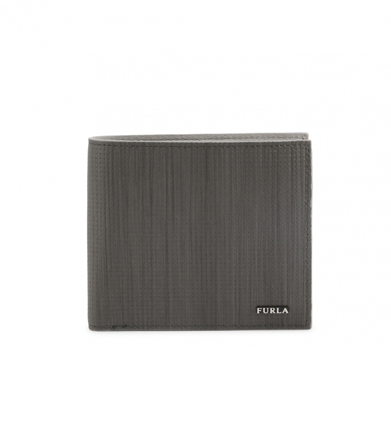 Comprar Furla Portafoglio 798989 grigio -11x10x1cm-