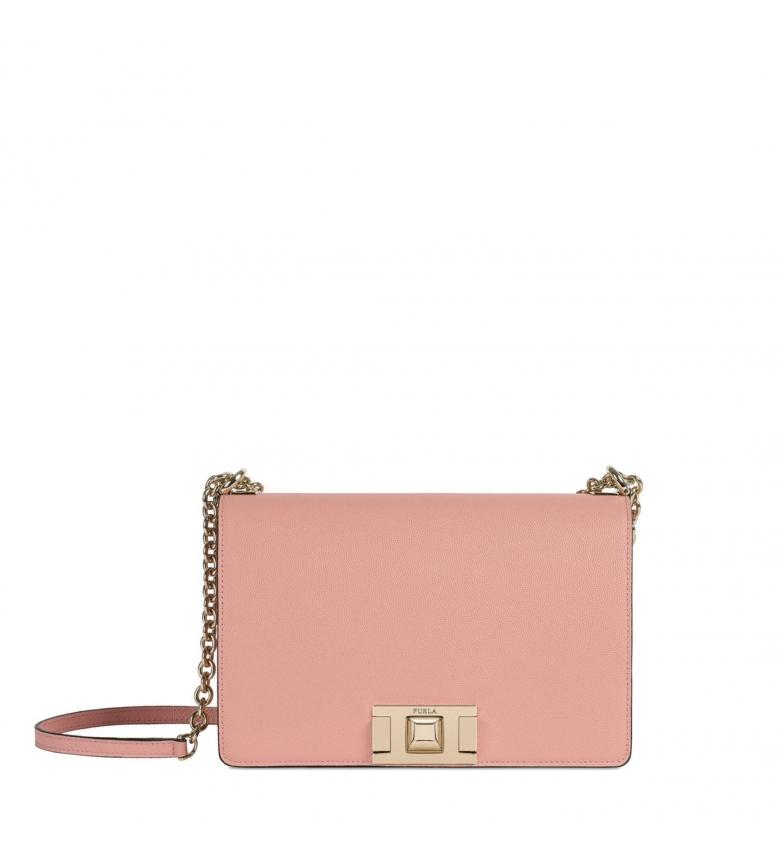 Comprar Furla Shoulder bag 1045357 pink -24x17x9cm