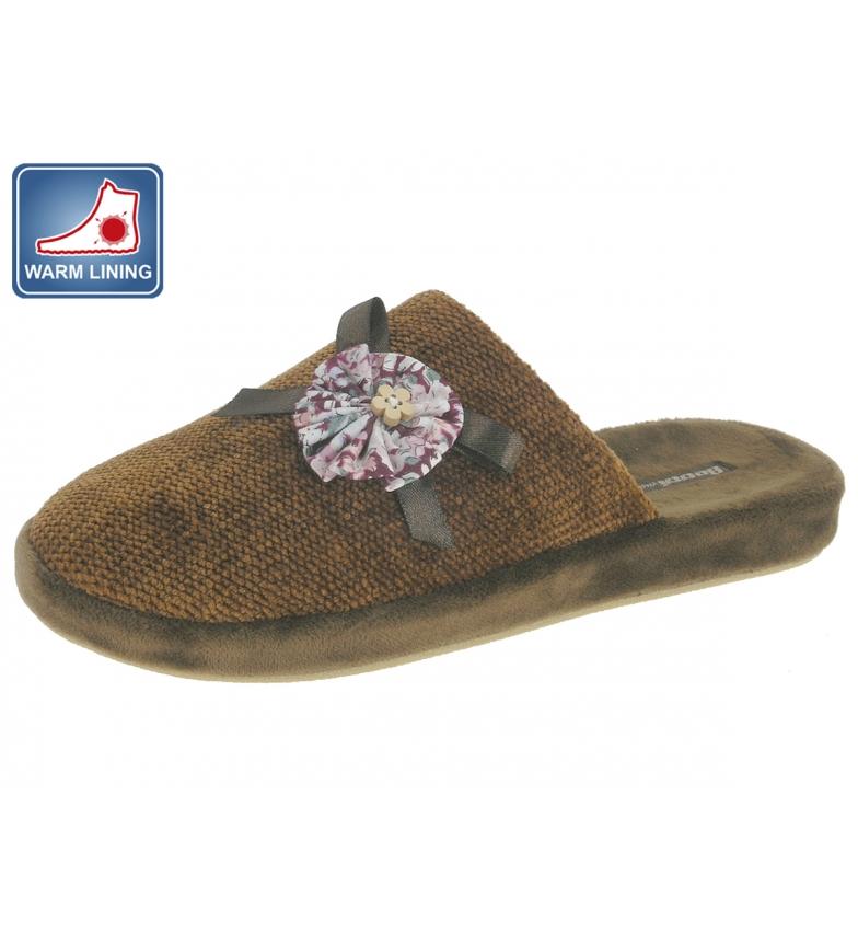 Comprar Beppi Zapatillas de Casa 2173822 marrón