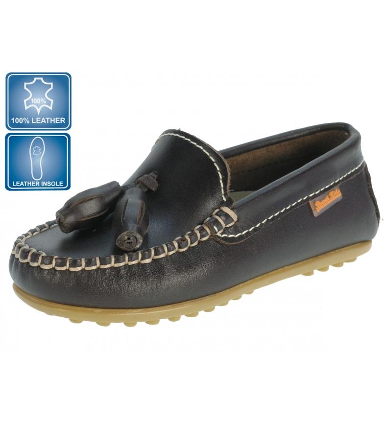 Comprar Beppi Leather moccasins 2132710 brown