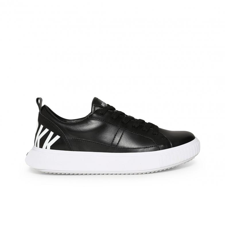 Comprar Bikkembergs Sapatos de couro B4BKW0034 preto