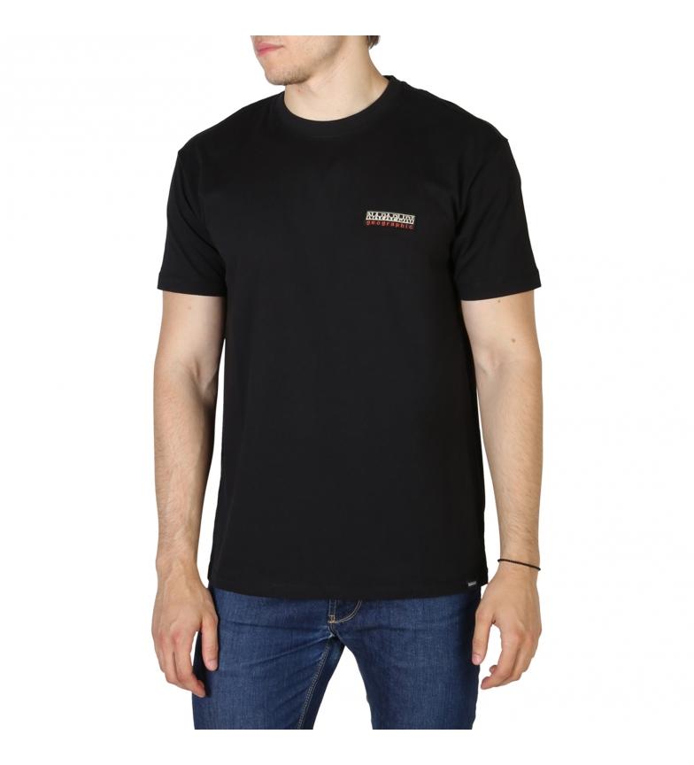 Comprar Napapijri Camiseta SASE_NP0A4EG8 negro