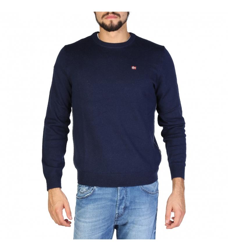 Comprar Napapijri Sweater DAMAVAND_N0YGPB azul