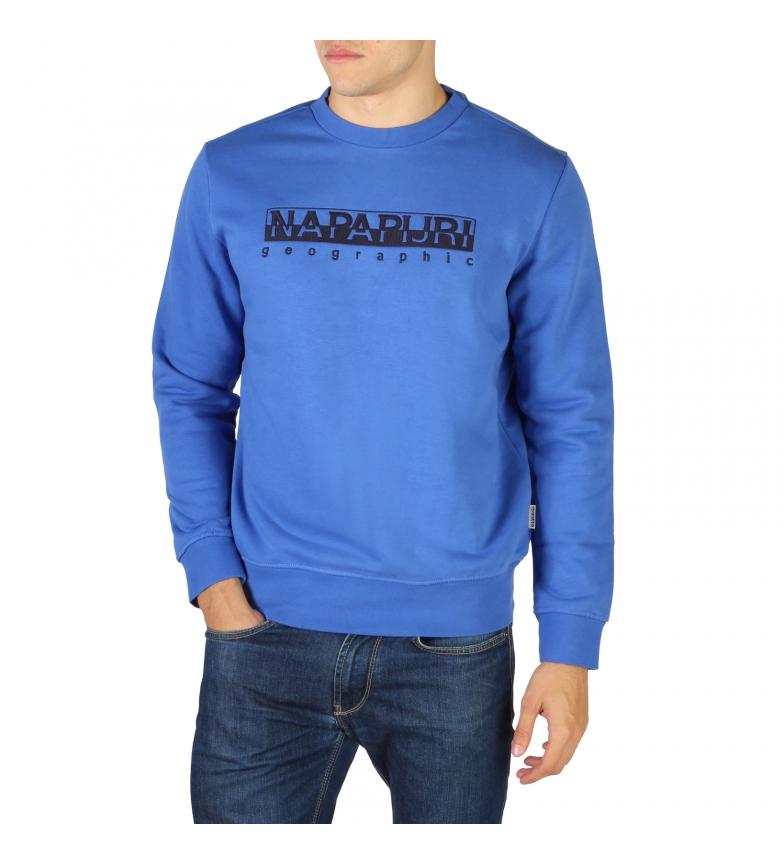 Comprar Napapijri Sweatshirt NP0A4ENF blue