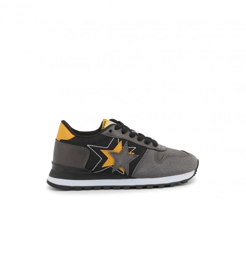 Shone Sapatos 617K-012 cinza
