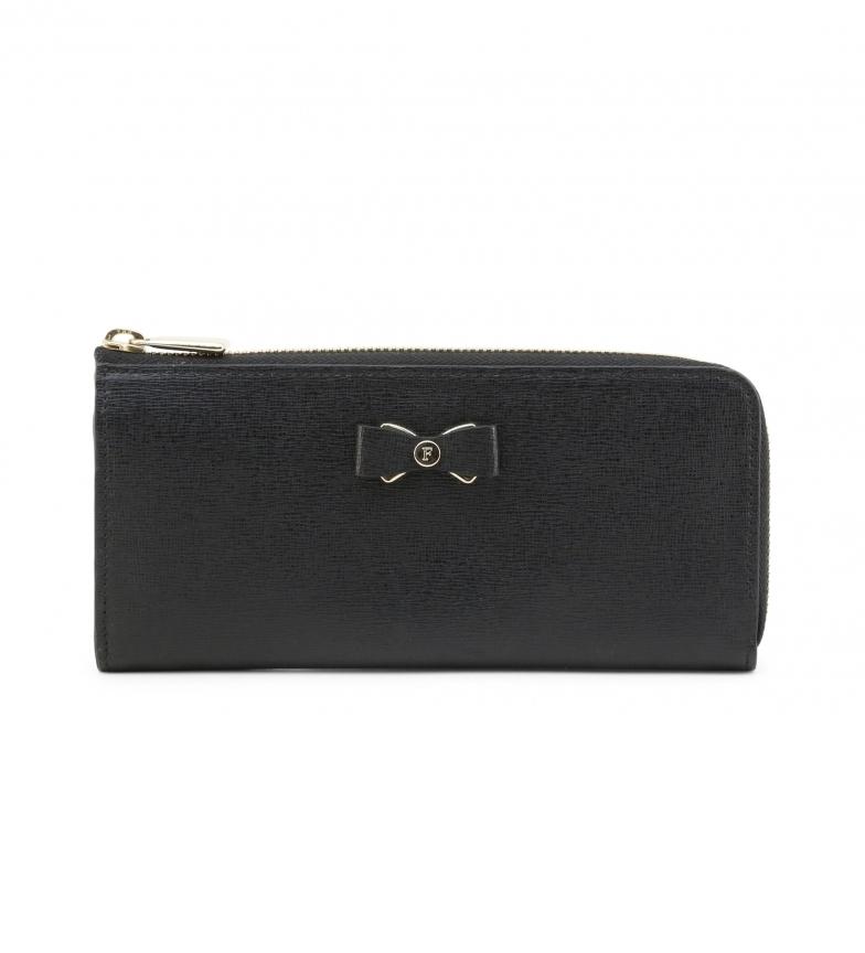 Comprar Furla Leather wallet PAU4_GLENDA black -20x10x2cm