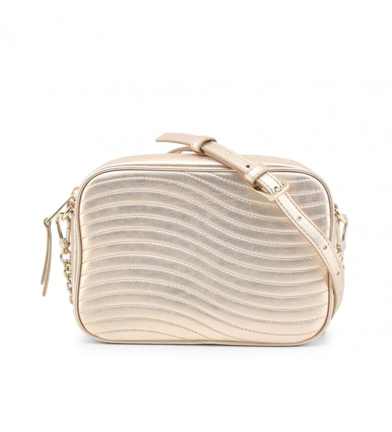 Comprar Furla Leather shoulder bag BZM1_FURLA-SWING pink gold -20.5x14x6.5cm