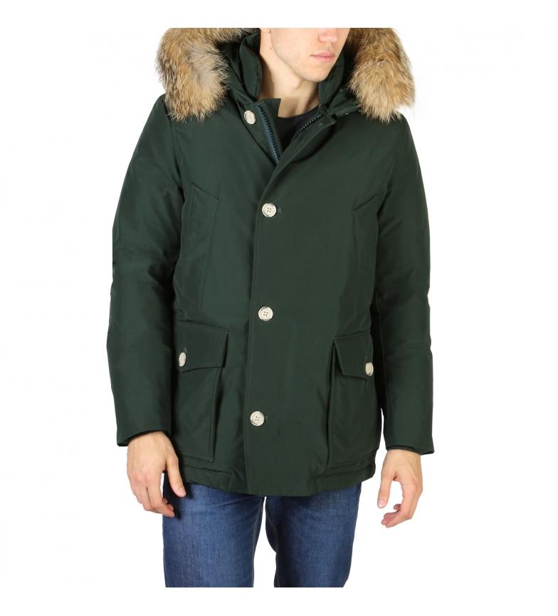 Comprar Woolrich Anorak Artic green