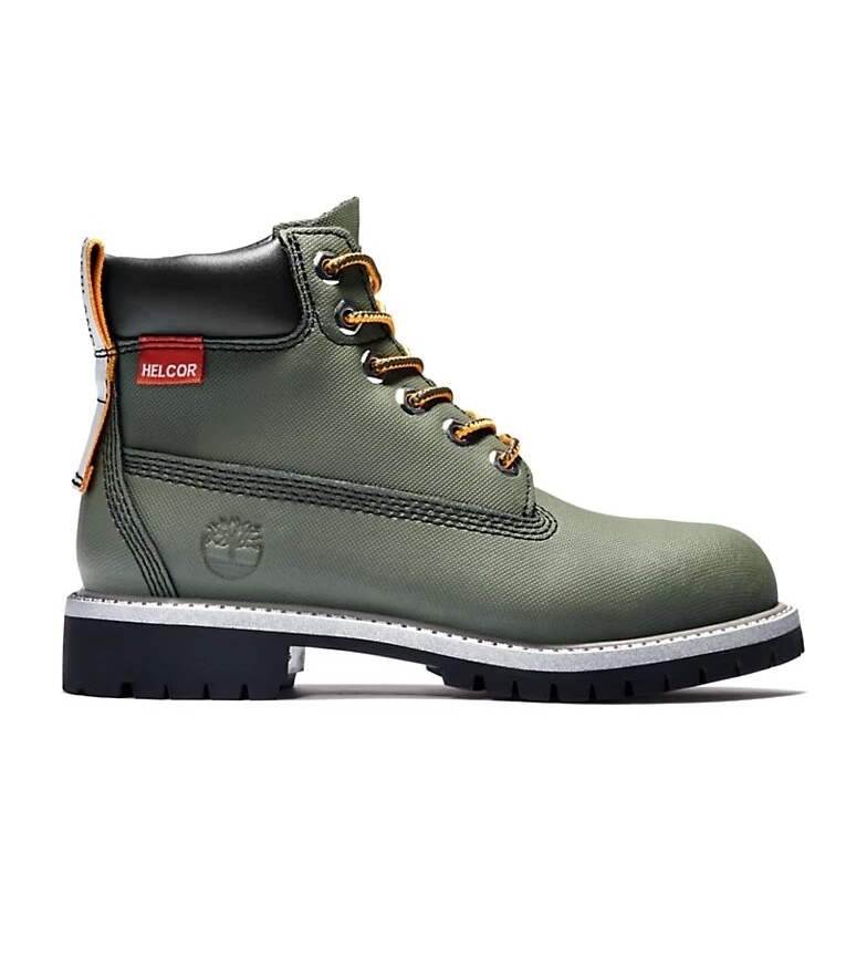 Comprar Timberland 6 In Premium Green Leather Boots