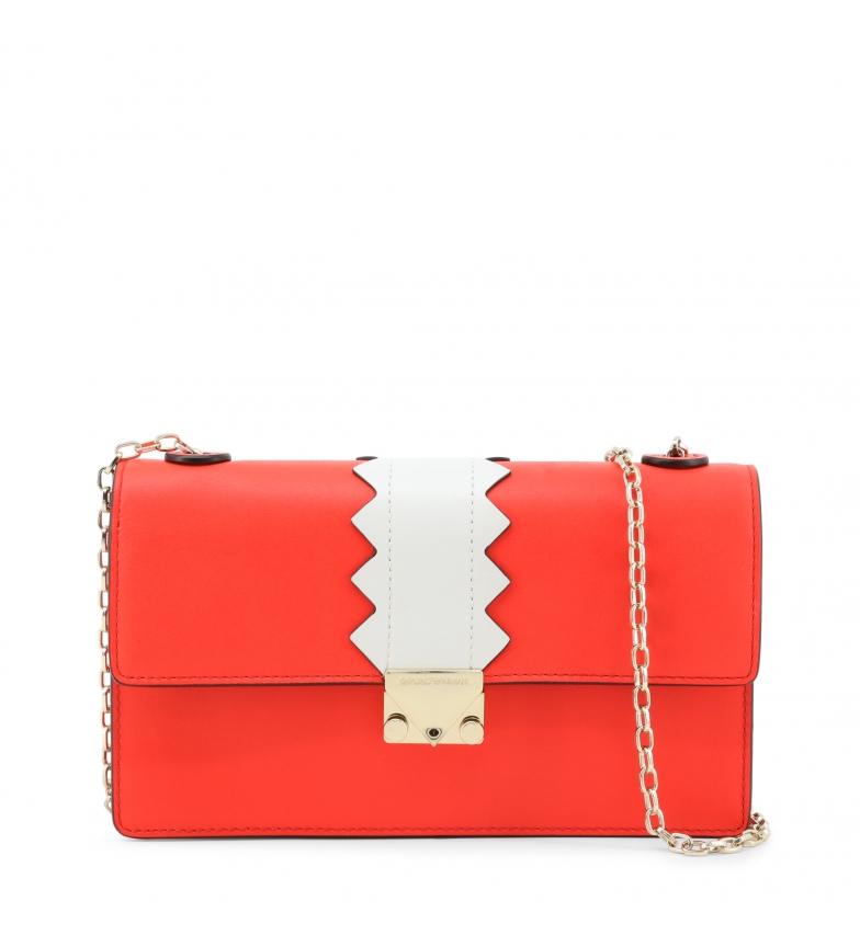 Comprar Emporio Armani Leather wallet Y3H087YDC3A red -19x11x3cm