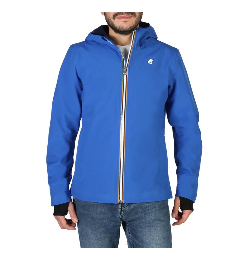 Comprar K-way Chaqueta JACK-BONDED-K008J00 azul