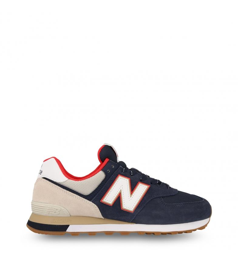 Comprar New Balance Shoes ML574 blue