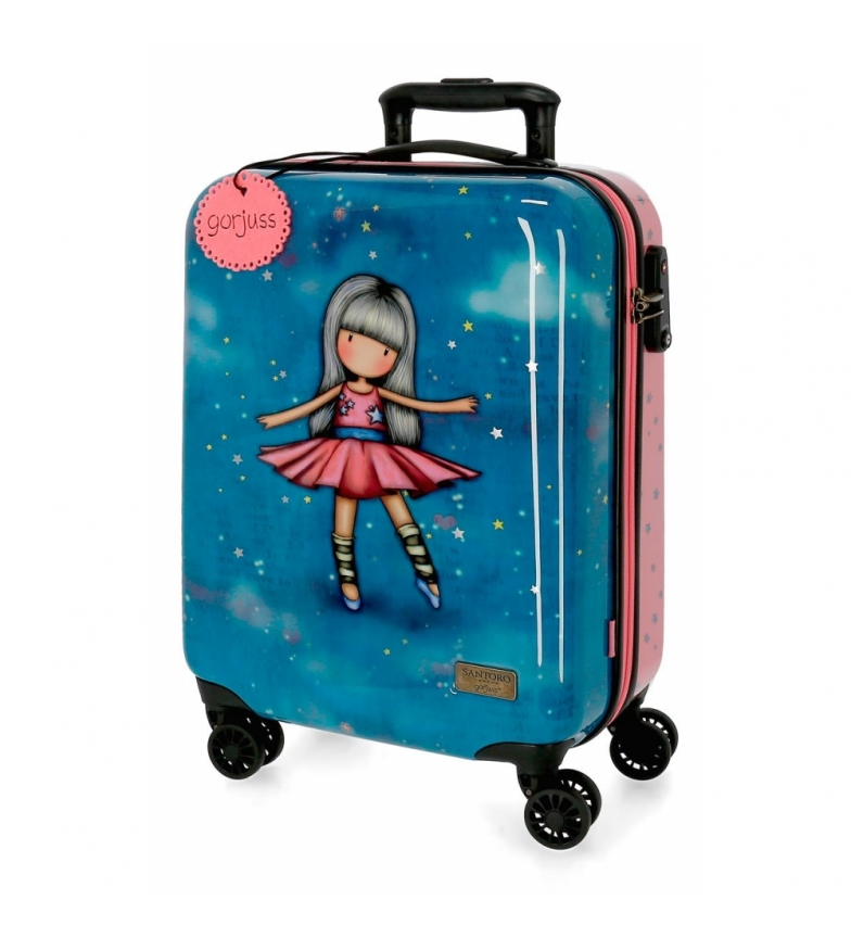 Comprar Joumma Bags Gorjuss Dancing Among the Stars valigia rigida cabina -37x55x20cm- blu