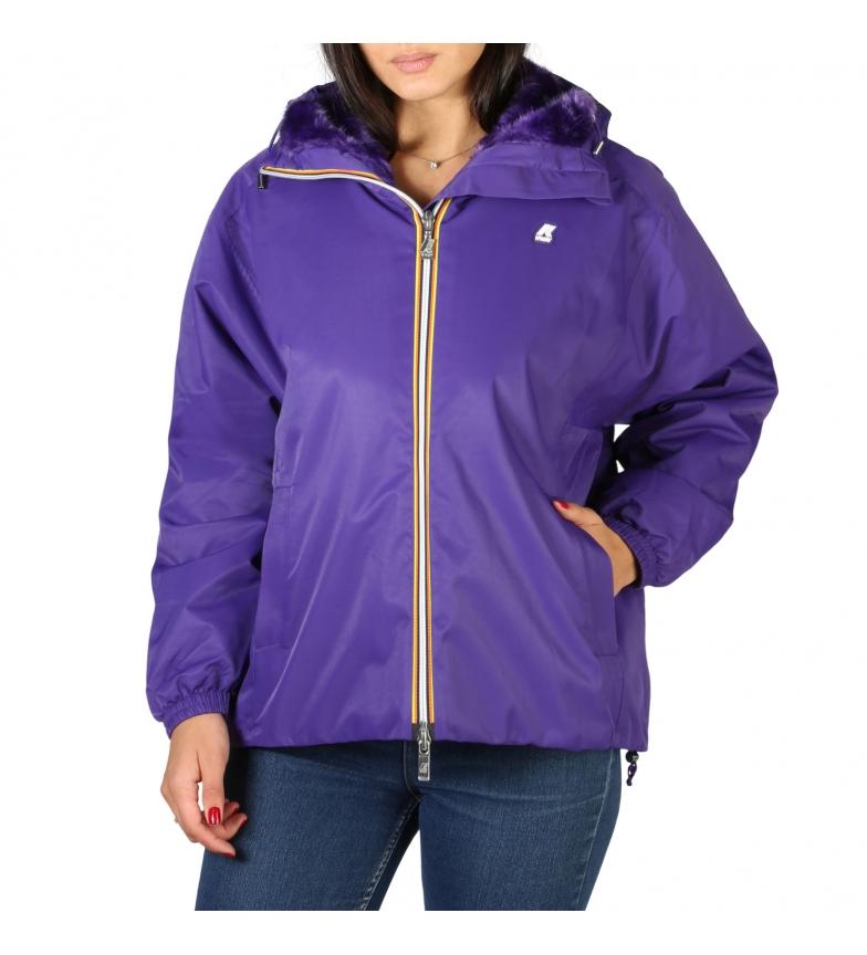 Comprar K-way Casaco K009NW0 violeta