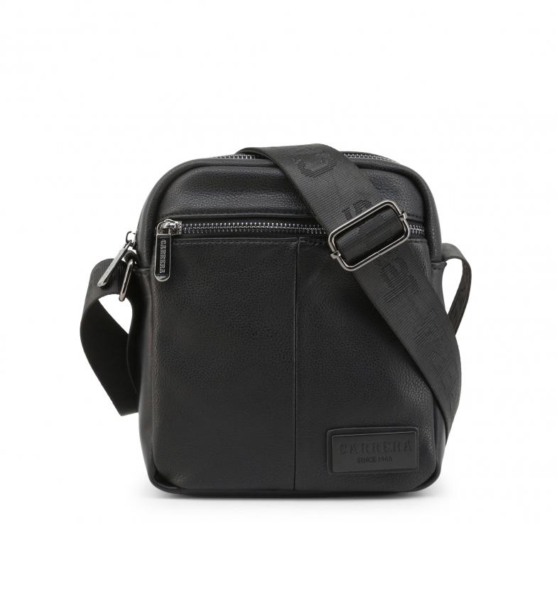 Comprar Carrera Jeans WILLIAM_CB3521 black shoulder bag -17x20,5x7cm