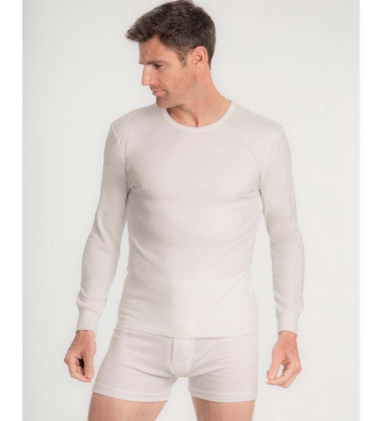 Comprar Abanderado Camiseta Térmica Manga Larga blanco