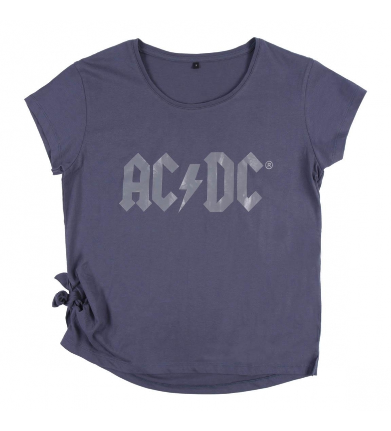 Cerdá Group T-shirt Acdc grigio scuro