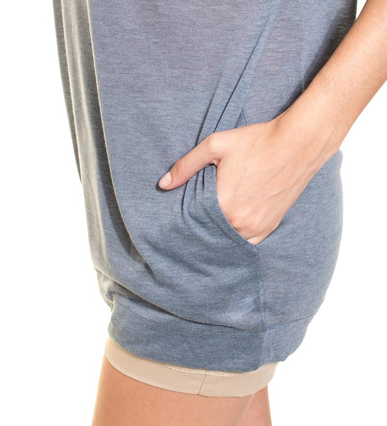 Ada Gatti Camiseta Annis azul