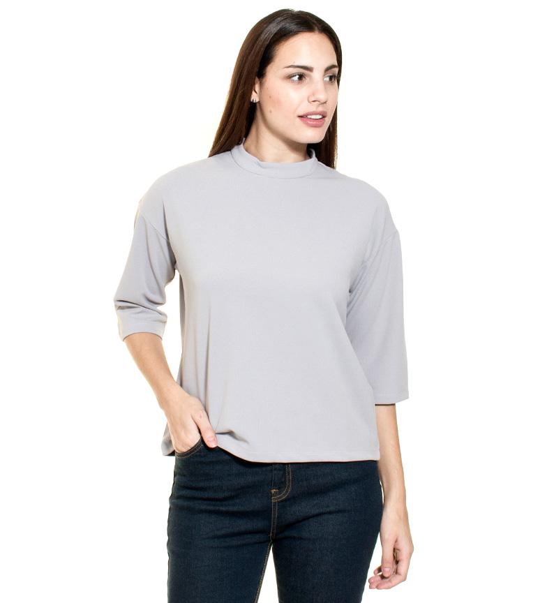 Ada Gatti Camiseta Elsa gris
