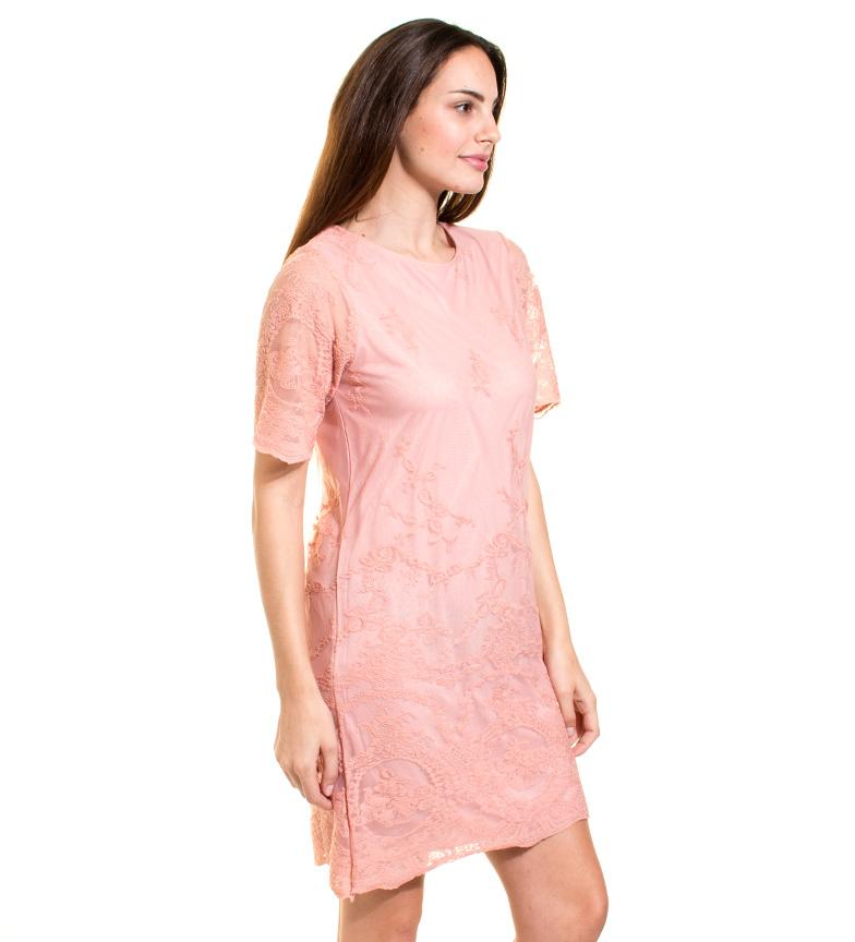 Ada Gatti Vestido Eligia rosa