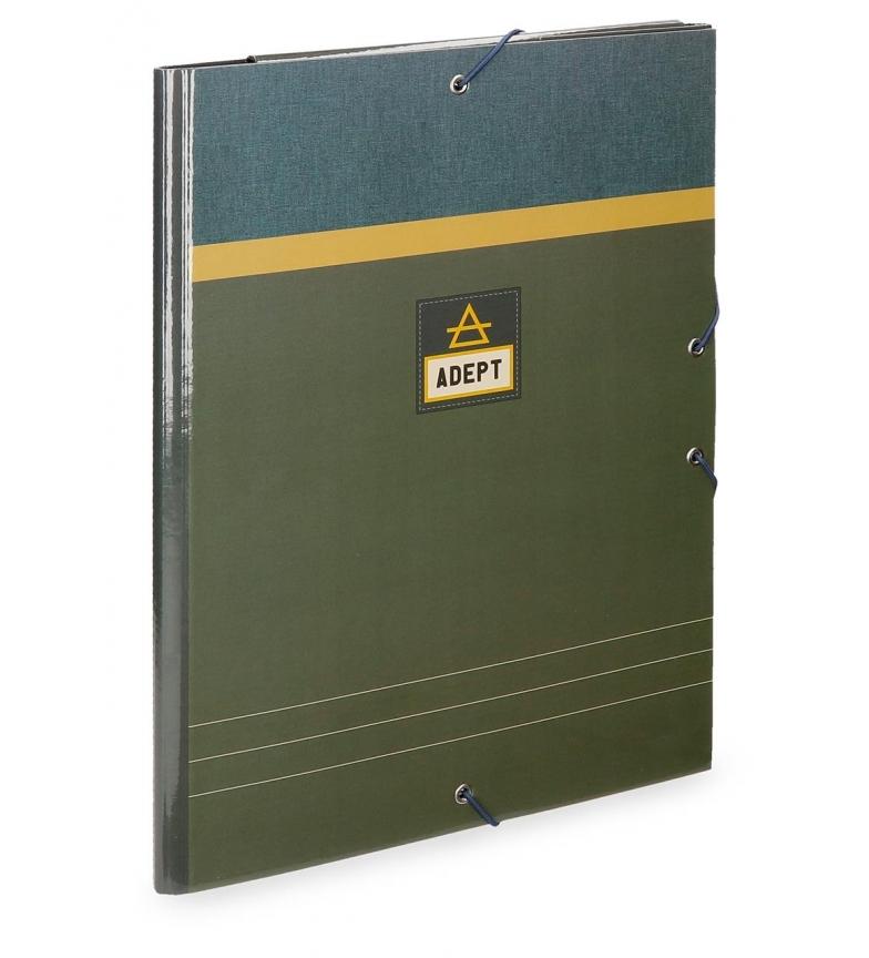Comprar Adept Dossier avec caoutchouc Adept Camper -25,7x33,5x0,5cm-