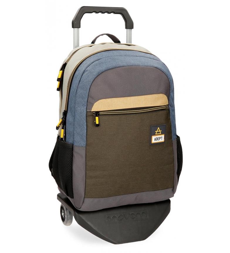 Comprar Adept Adept Camper 44cm mochila 15,6 polegadas computador portátil compartimento com compartimento -31x44x15cm-
