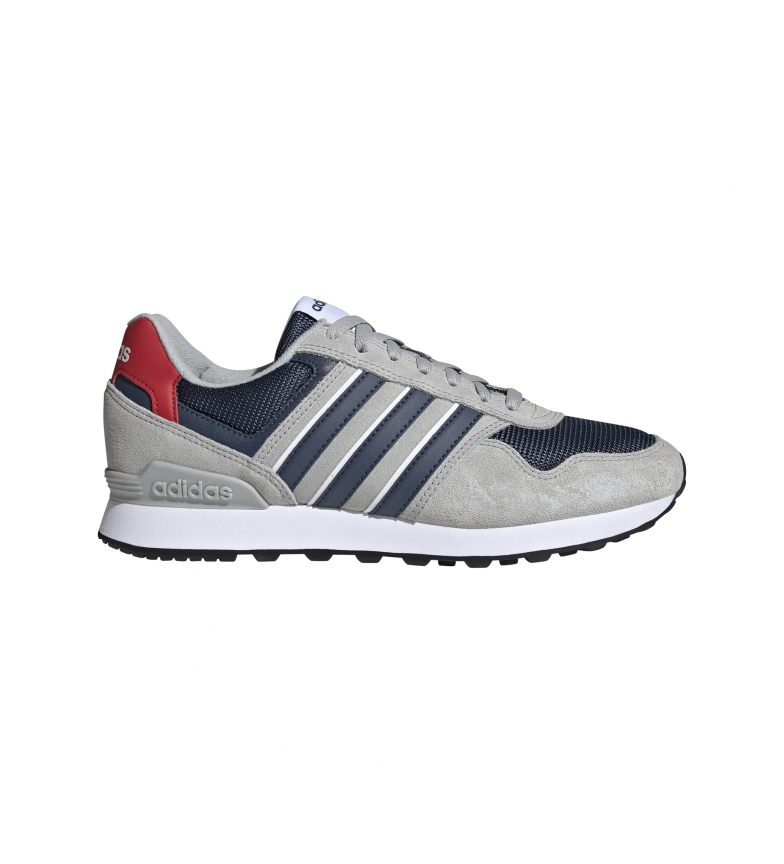 Comprar adidas Leather sneakers 30K grey