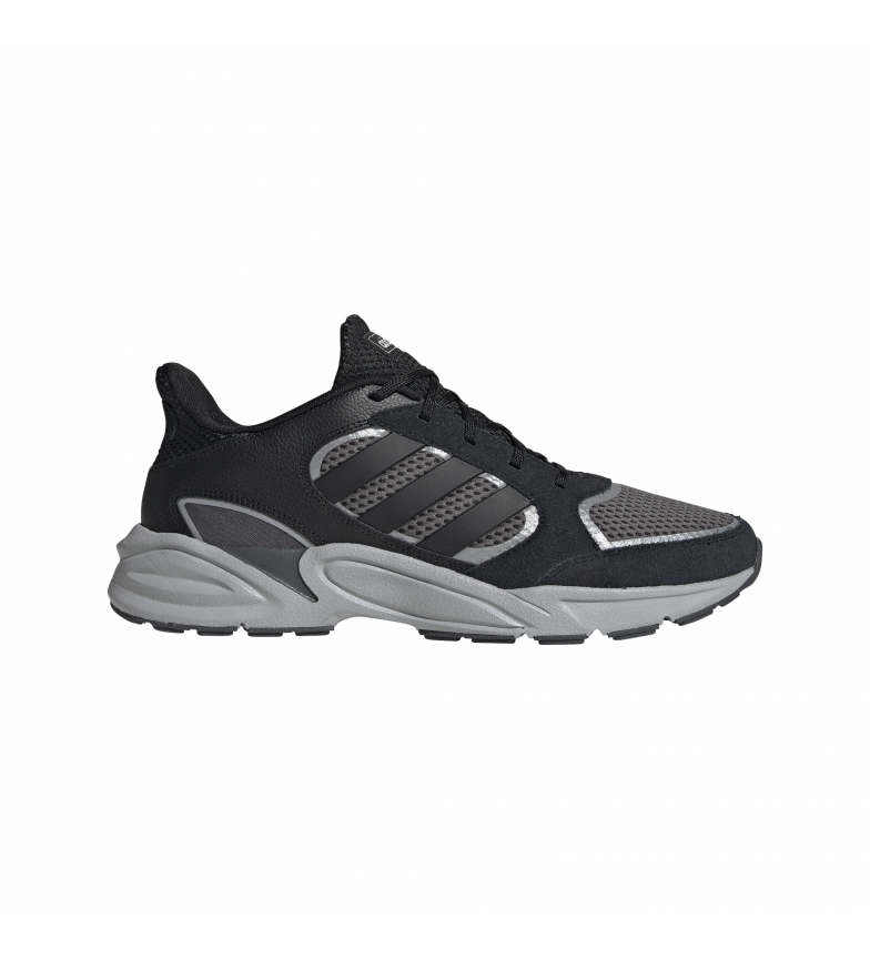 Comprar adidas Sneakers in pelle Valasion anni '90 nere