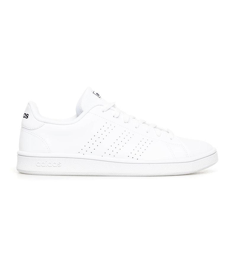 Comprar adidas Pantofola di base bianca Advantage