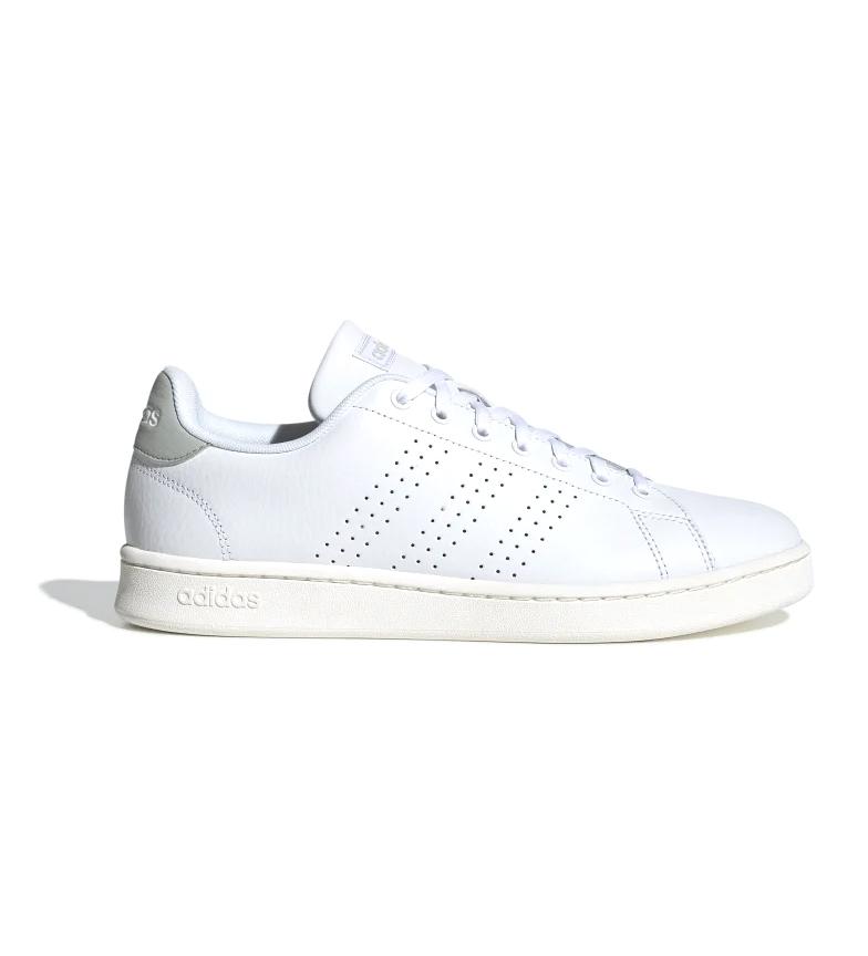 Comprar adidas Chaussures Advantage en cuir Blanc, Gris