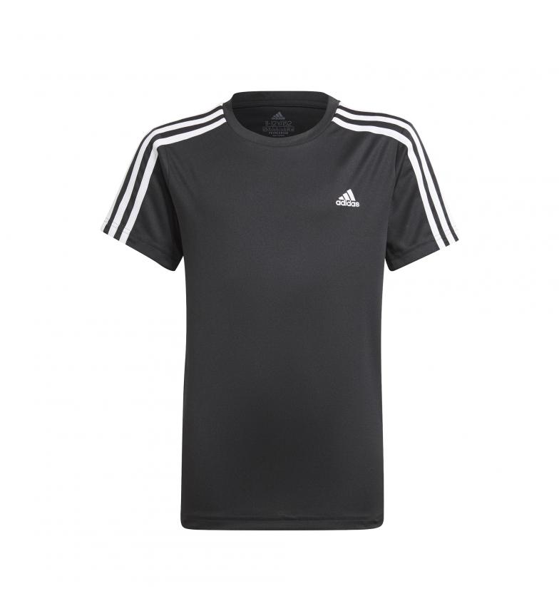Comprar adidas Camiseta Boy 3 Rayas T negro