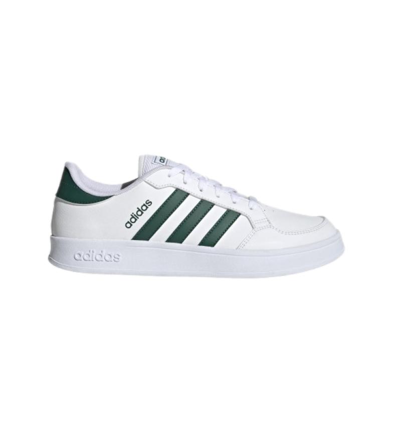 Comprar adidas Breaknet shoes white, green