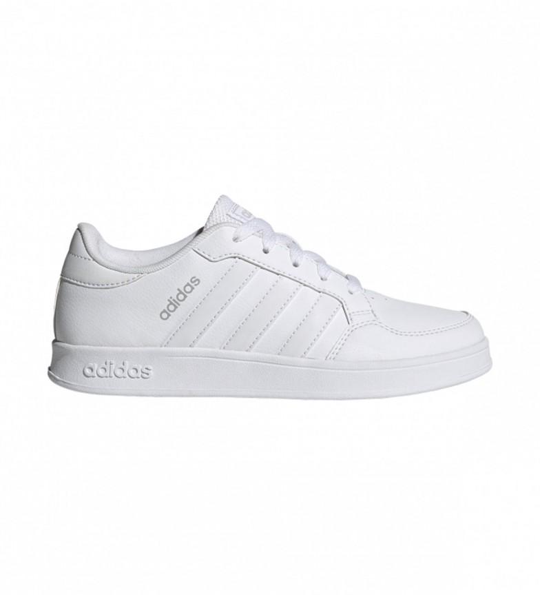 Comprar adidas Breaknet Kids white sneakers