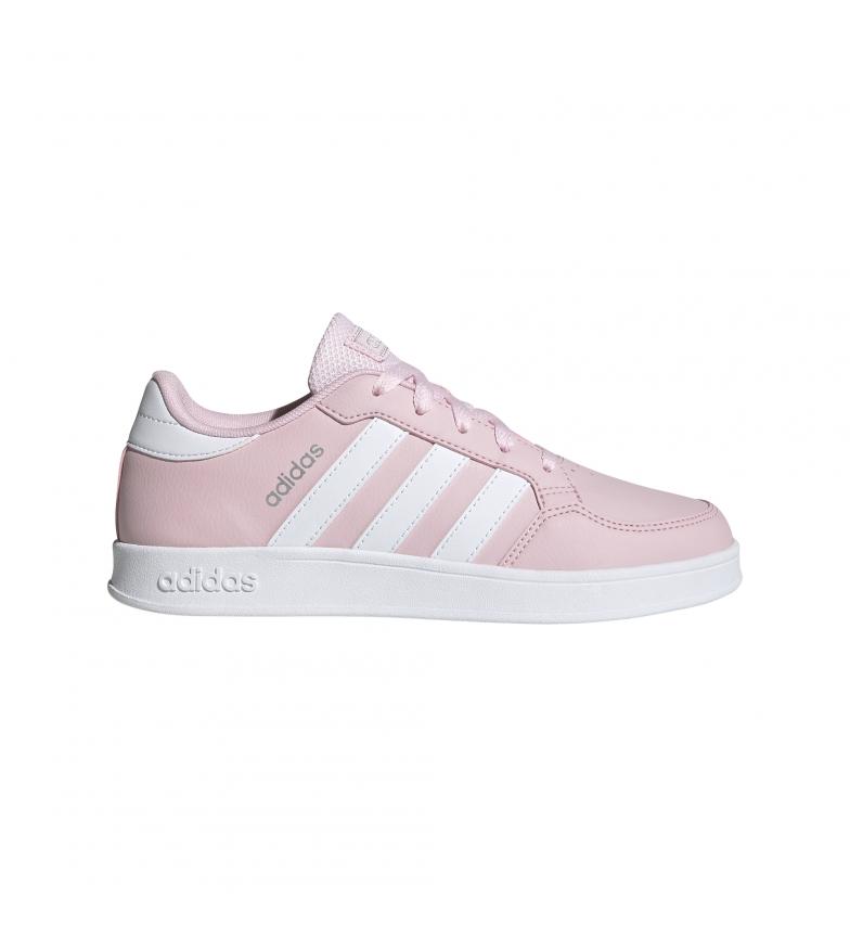Comprar adidas Zapatillas Breaknet K rosa