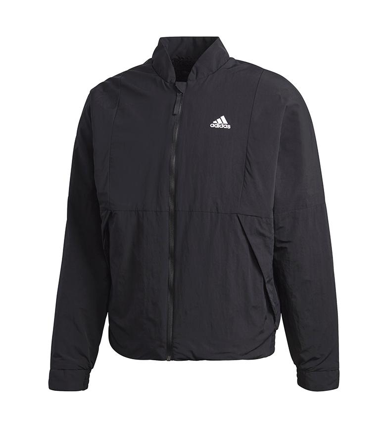 adidas Jacket Back to Sport Flece-Lined black