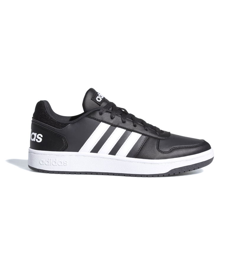 Comprar adidas Hoops 2.0 Shoes black, white
