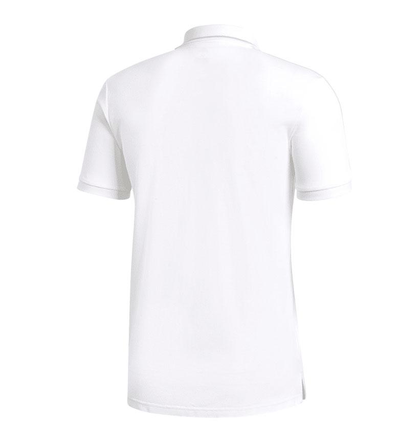 adidas-Polo-Real-Madrid-Hombre-chico-Blanco-Deportivo-Multideporte-Futbol miniatura 13