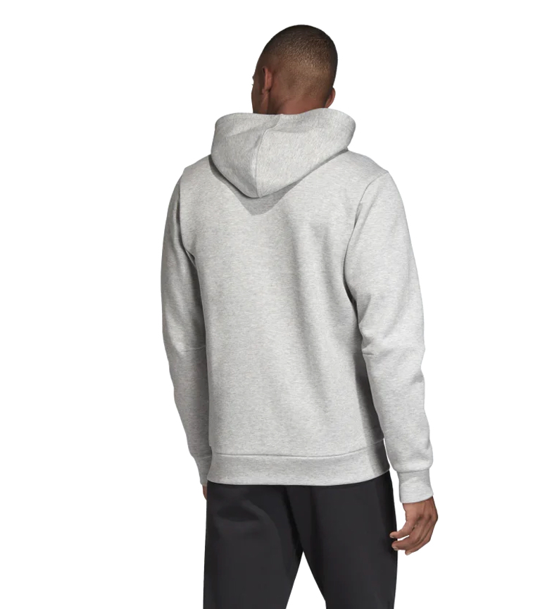 Sudadera Haves Gris Must Adidas Plain nwv8mN0