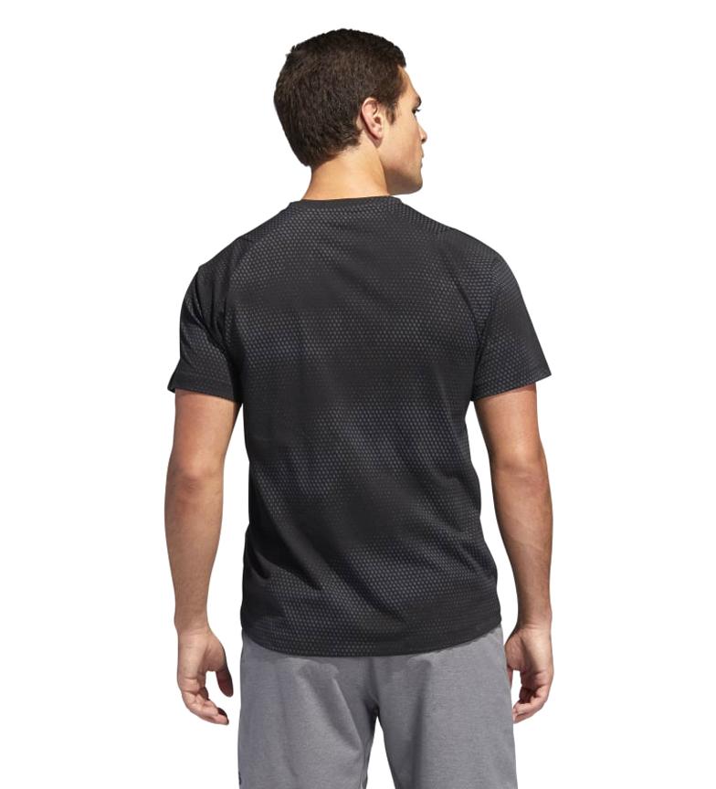 Negro Graphic Camiseta Adidas Freelift Tech XlOiwZPkuT