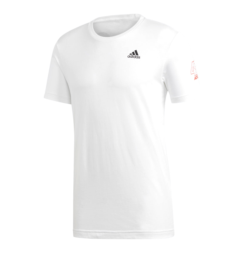 adidas Adventure Camiseta blanco | WeAre Shop