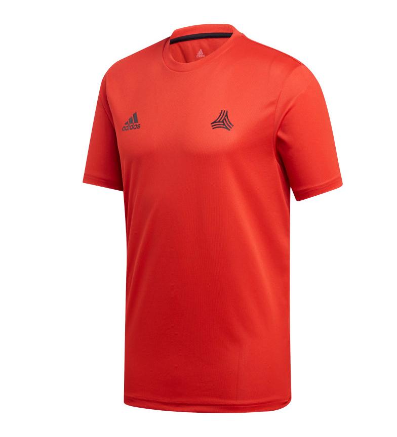 Tan Camiseta Adidas Adidas Training Adidas Rojo Training Tan Rojo Camiseta Camiseta kPXOnZN08w
