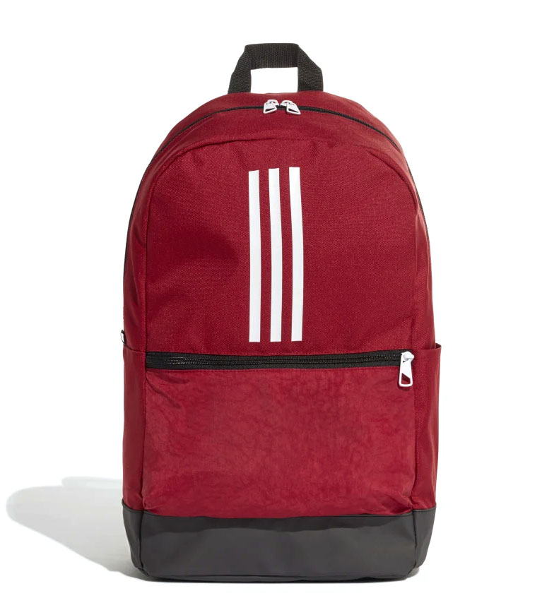 Comprar adidas Mochila Clássica 3 Bandas vermelho-16x28x46cm