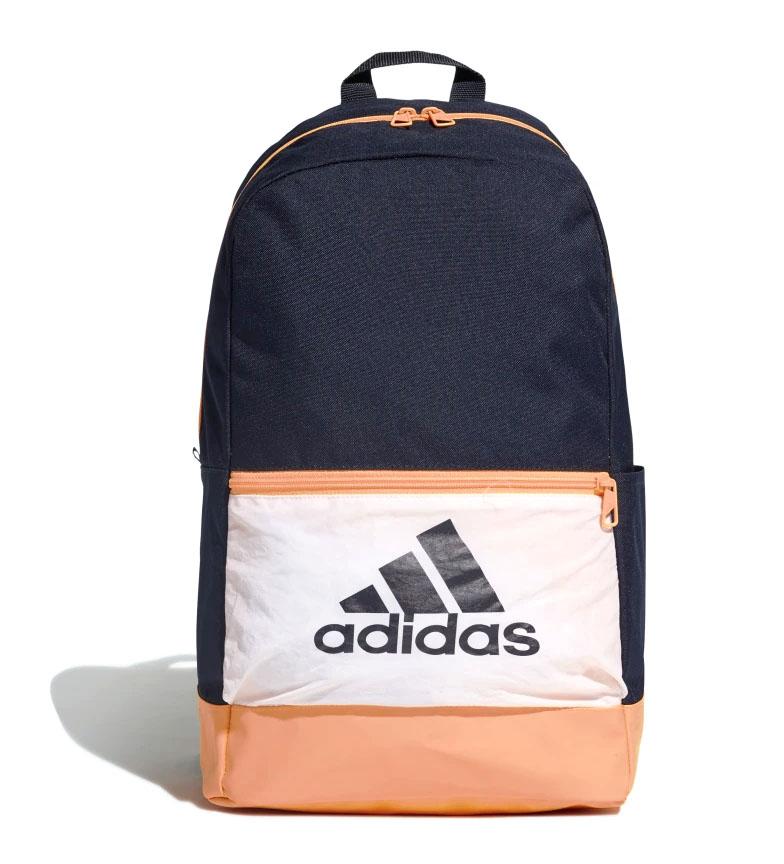 Comprar adidas Backpack Badge of Sport marine, coral fluor -16x28x46cm