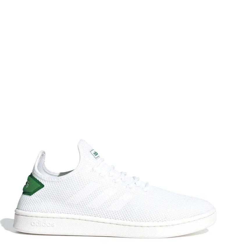Comprar adidas Zapatillas Court Adapt blanco, verde / Cloudfoam