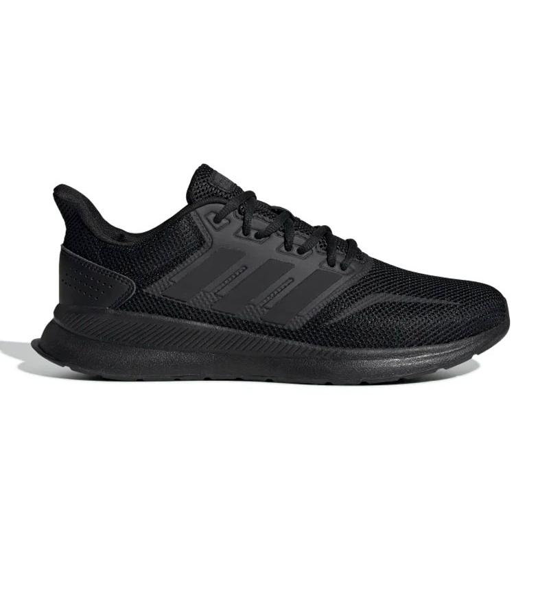 Comprar adidas Runfalcon running shoes black / 271g