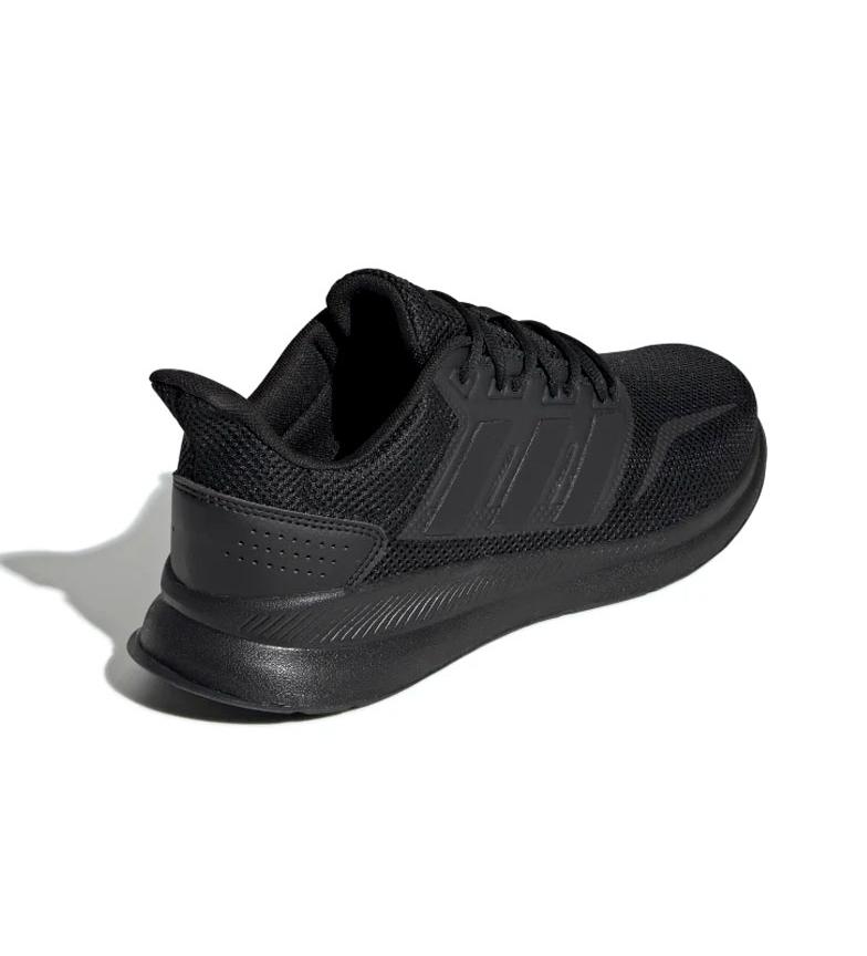 adidas-Sneakers-running-Runfalcon-Homme-Noir-Vert-Blanc-Bleu-Gris-Rouge-Tissu miniature 66