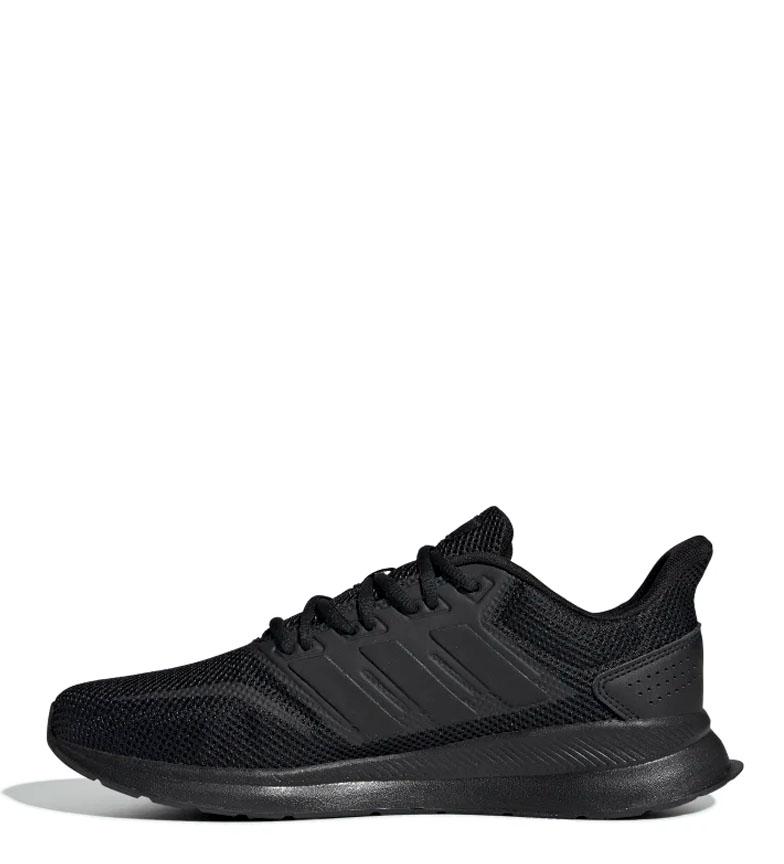 adidas-Sneakers-running-Runfalcon-Homme-Noir-Vert-Blanc-Bleu-Gris-Rouge-Tissu miniature 67