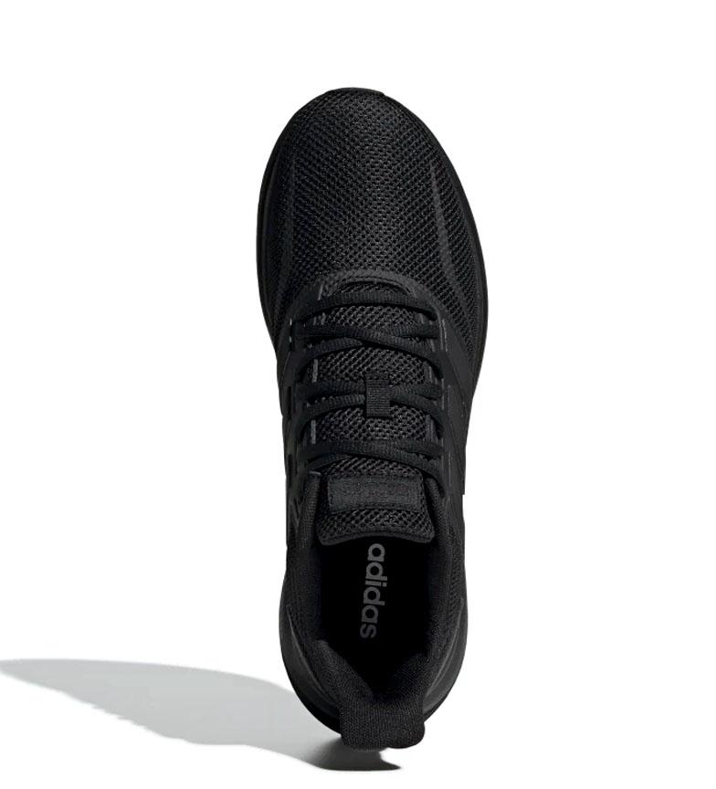 adidas-Sneakers-running-Runfalcon-Homme-Noir-Vert-Blanc-Bleu-Gris-Rouge-Tissu miniature 68