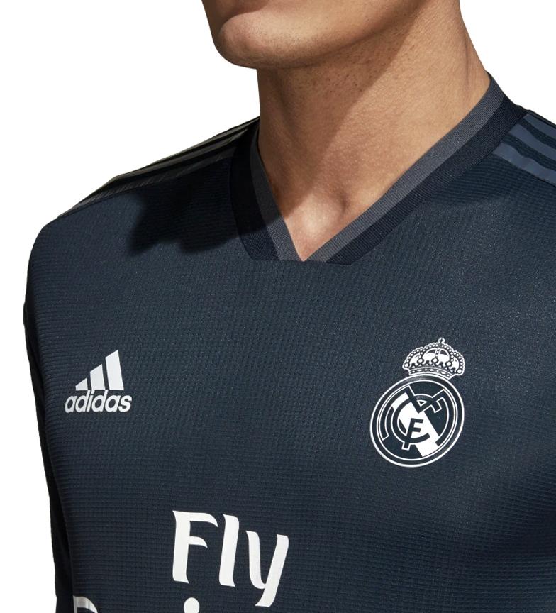 Segunda Adidas Equipacin NegroClimachill Camiseta Real Madrid SpUzVM