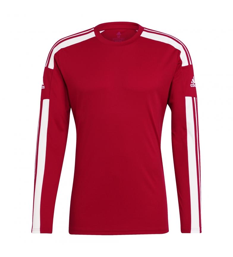 adidas T-shirt rossa Squadra 21